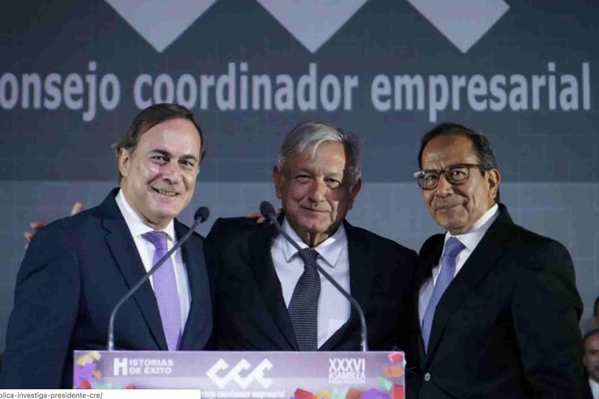 Este fue el 'trato' que hizo AMLO con los empresarios mexicanos