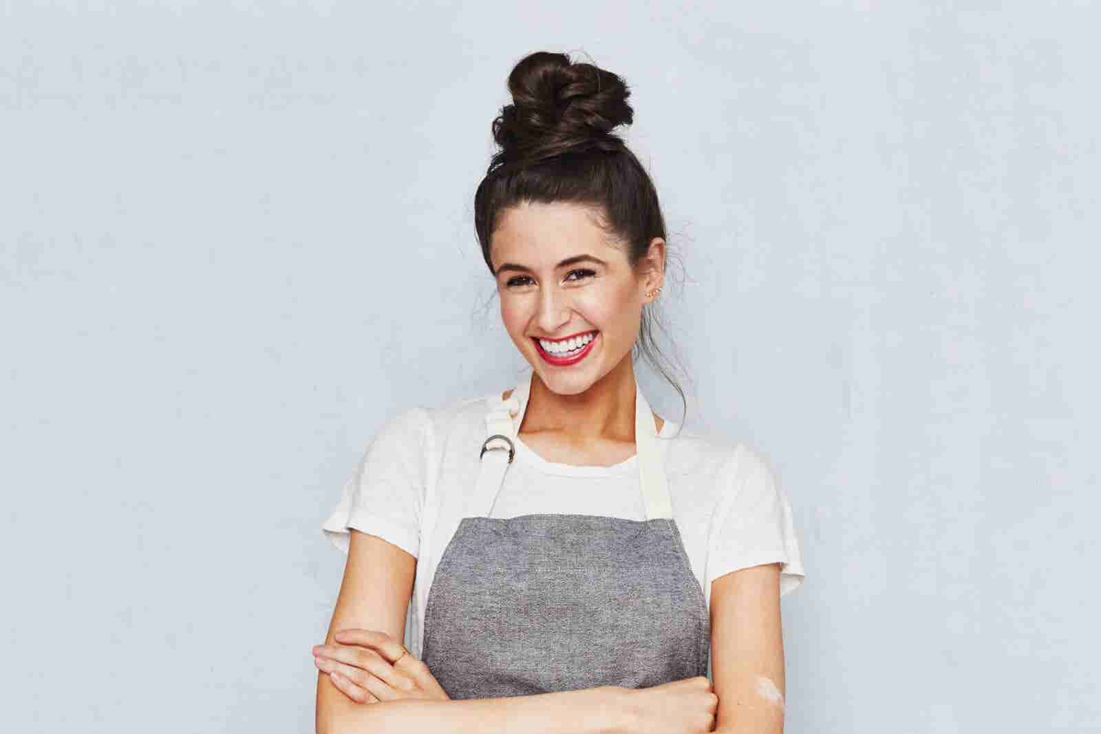 Vegan Celebrity Chef Chloe Coscarelli Says Entrepreneurs Should Push for Change Even When No One Believes in Them