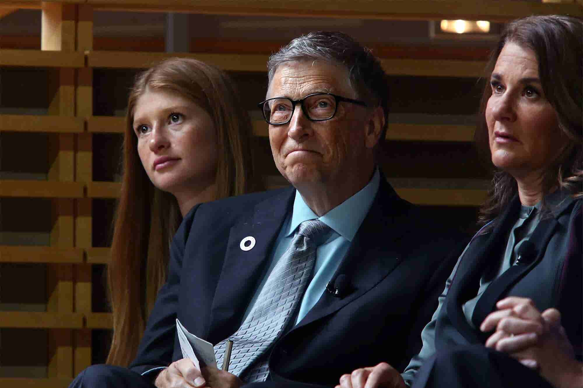 Bill Gates Has a Trampoline Room in His $127 Million Mansion Complex