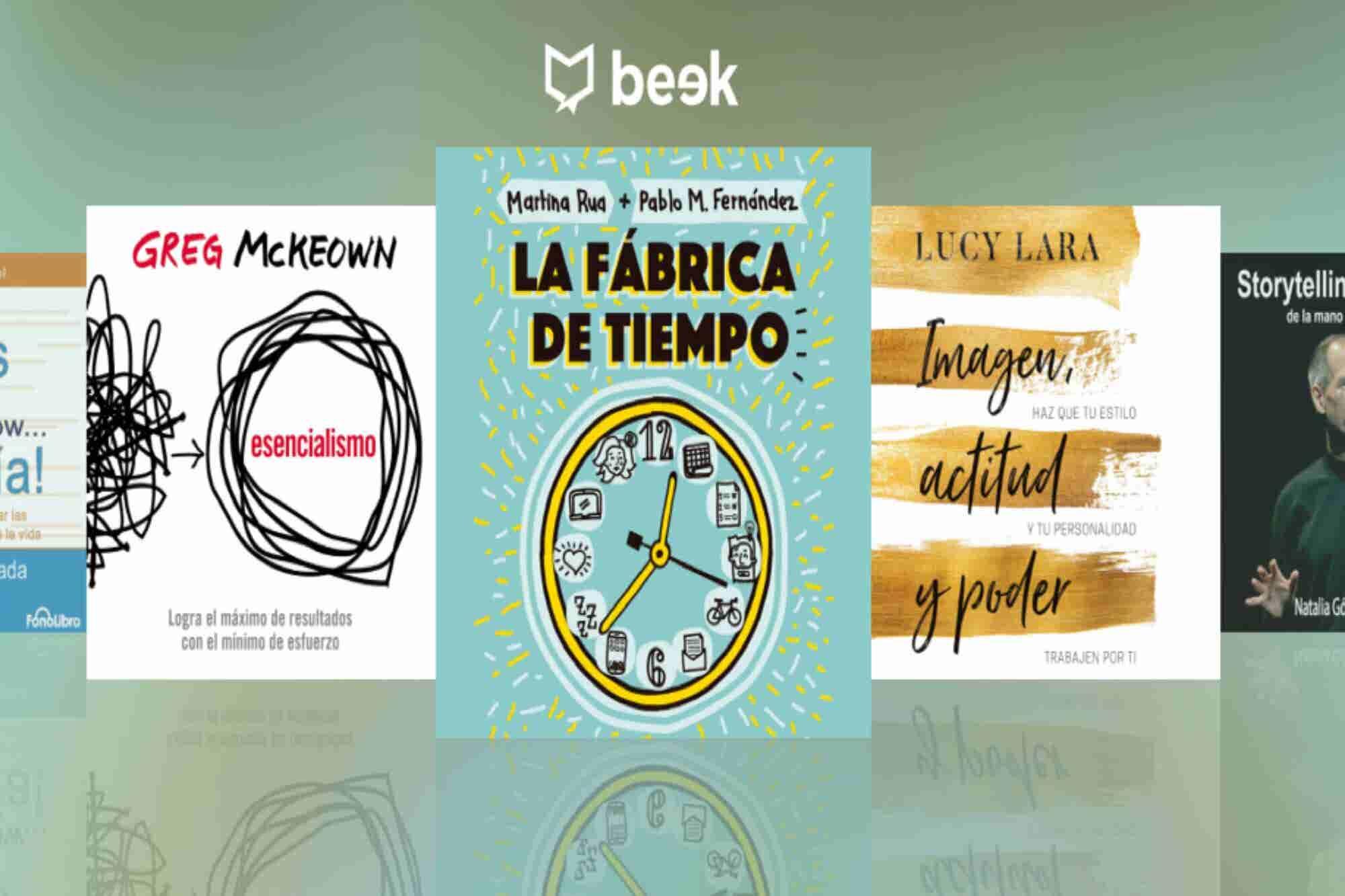6 audiolibros en español para desarrollar tus mejores técnicas de negocios