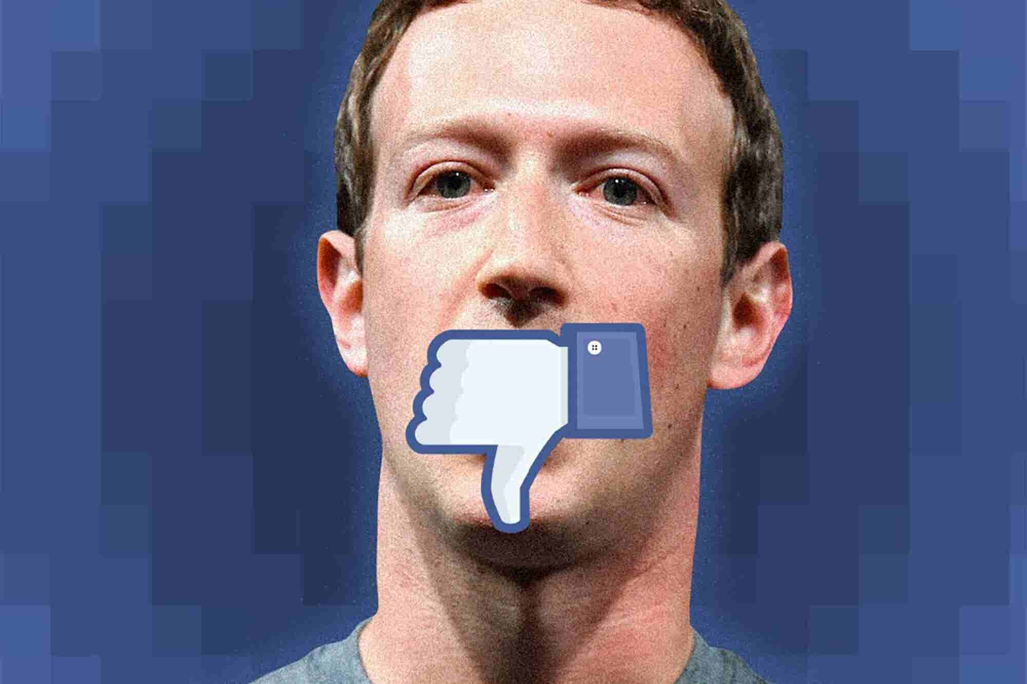 Facebook and Google Will be Punished With Giant Fines in the U.K. If They Fail to Rid Their Platforms of Toxic Content