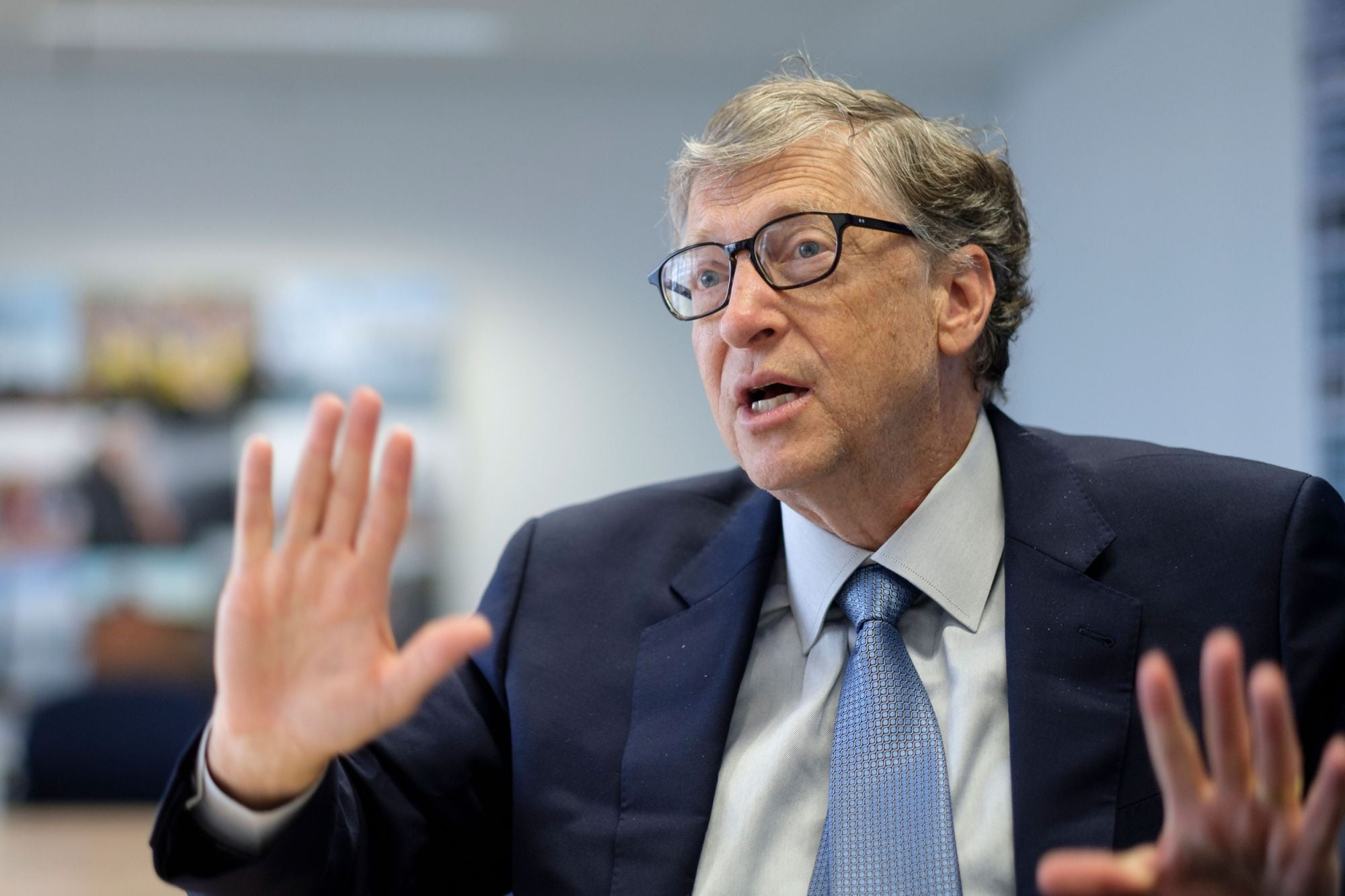 Bill Gates Says These Tech Innovations Will Change the World
