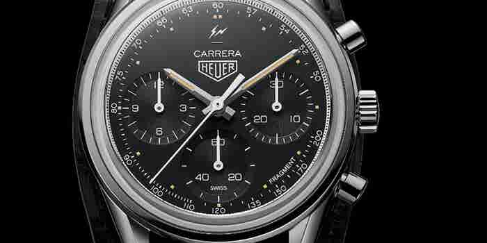 The Executive Selection: TAG Heuer