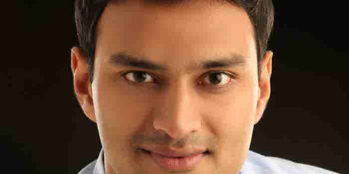 Optimizing Logistics got this Mover and Shaker Into Entrepreneur India's 35under35 List