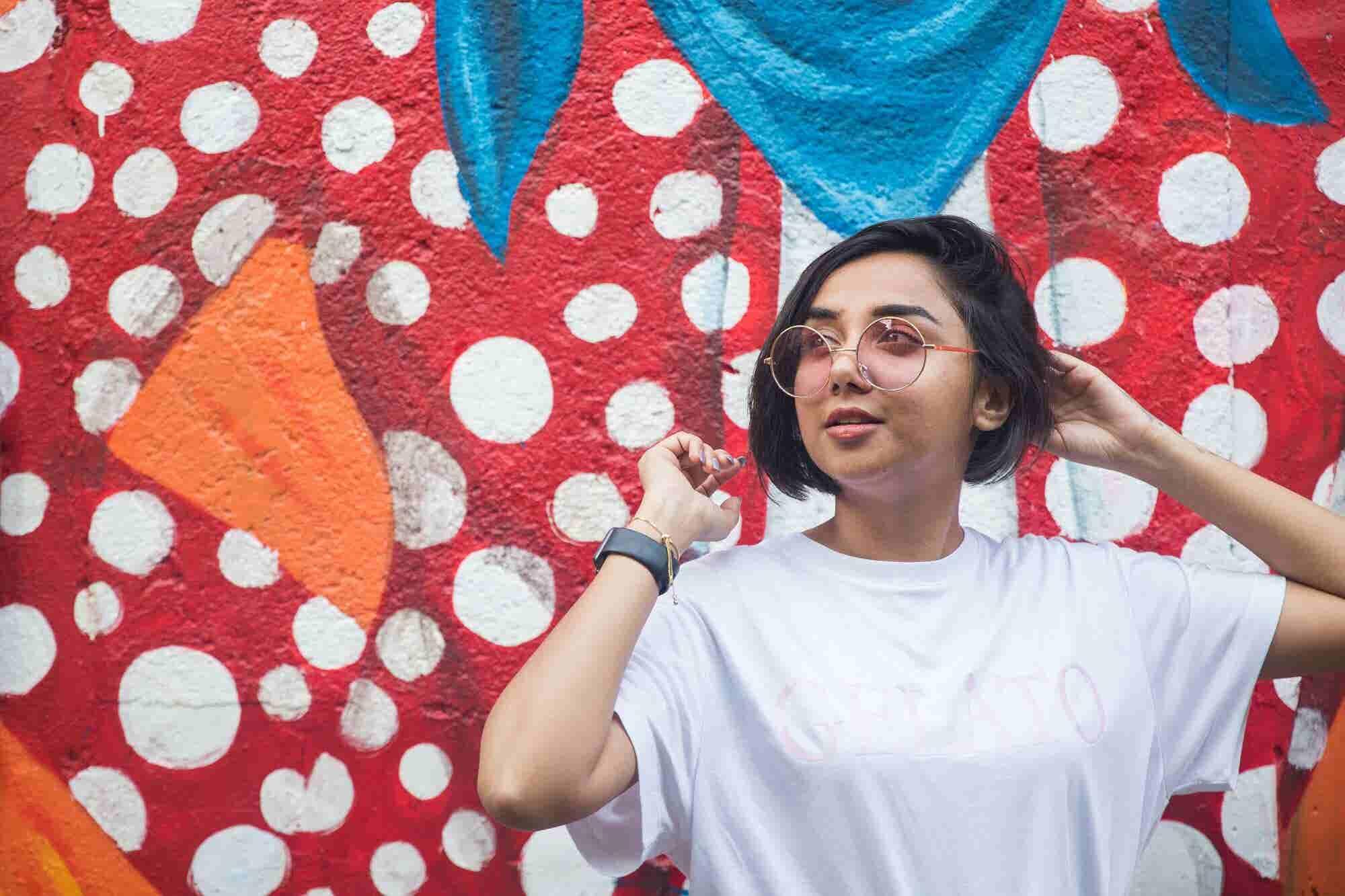 Acing the 'Sassy' Cult Got Prajakta Koli Into Entrepreneur India's 35under35 List