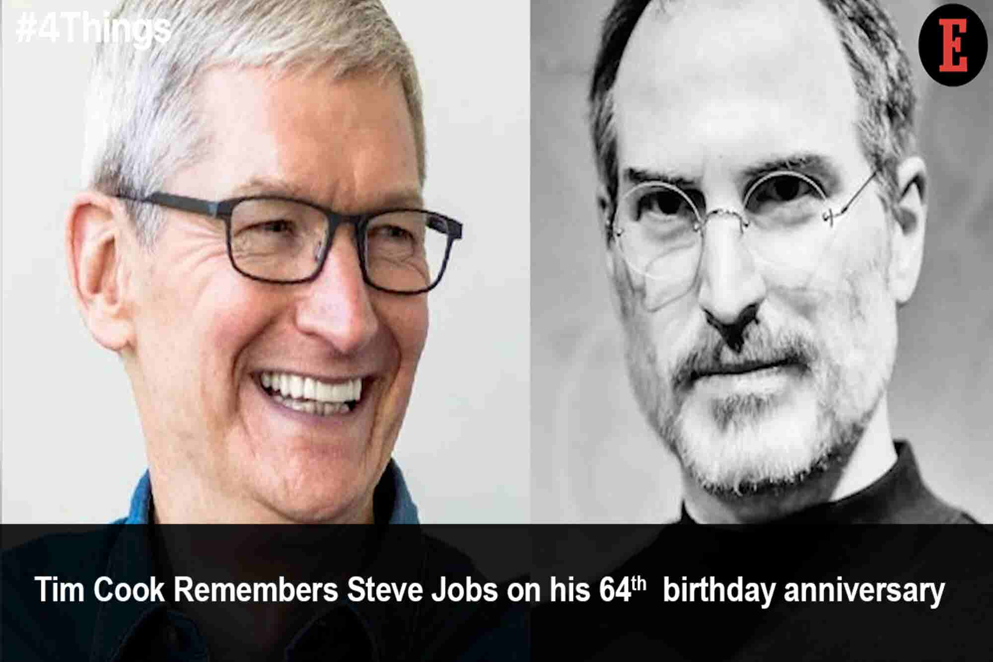 Monday Musings: Tim Cook Remembers Steve Jobs on Birth Anniversary & India Shines Big at Oscars