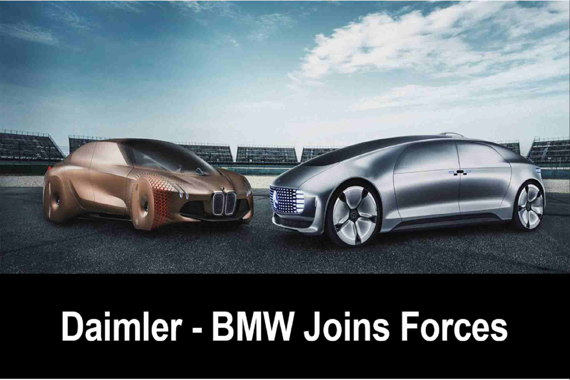 Beyond India: Daimler-BMW Joins Forces for Self-driving Tech & Marks and Spencers Plans a Home Delivery Service