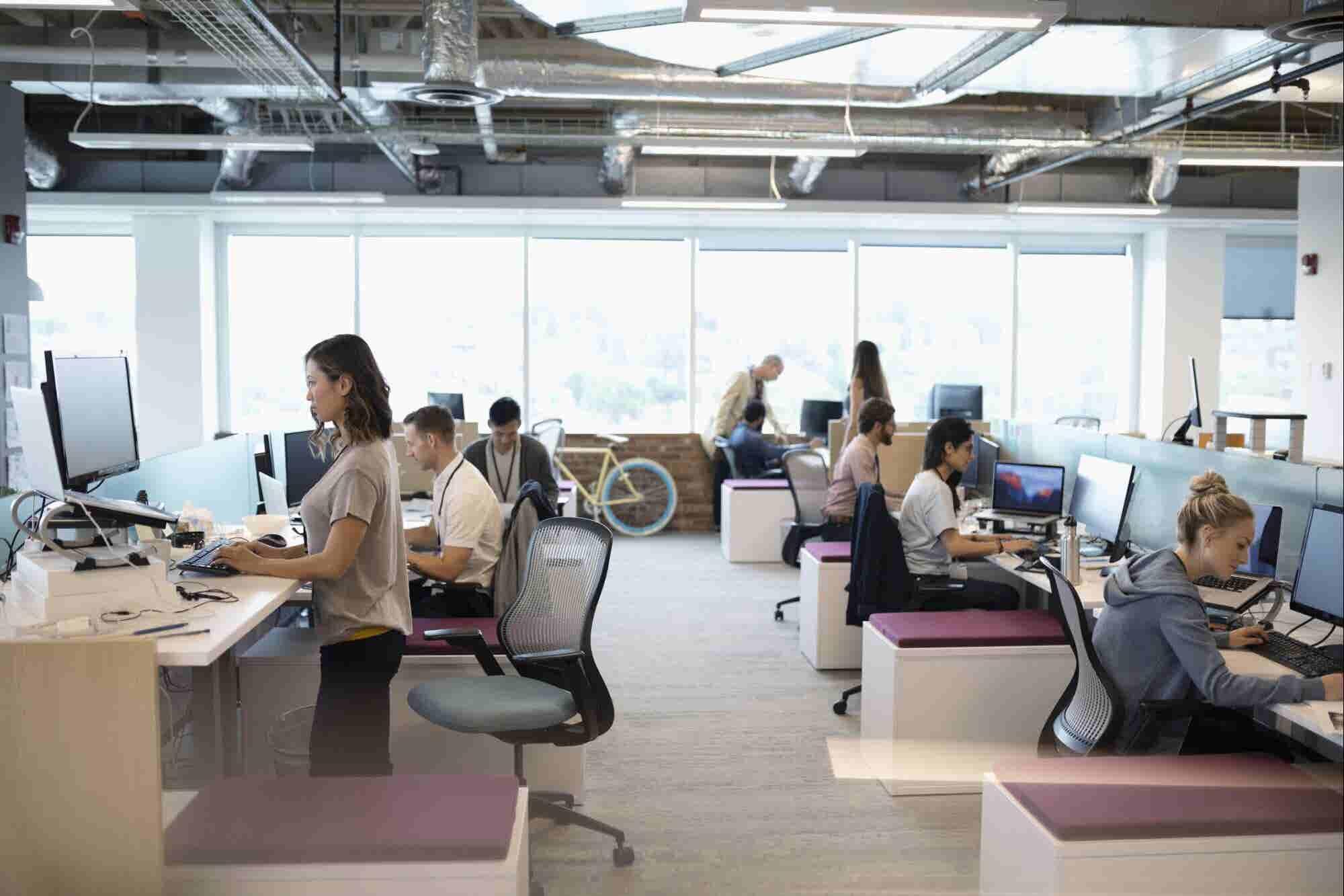 Por qué es hora de abandonar los diseños de oficinas abiertas
