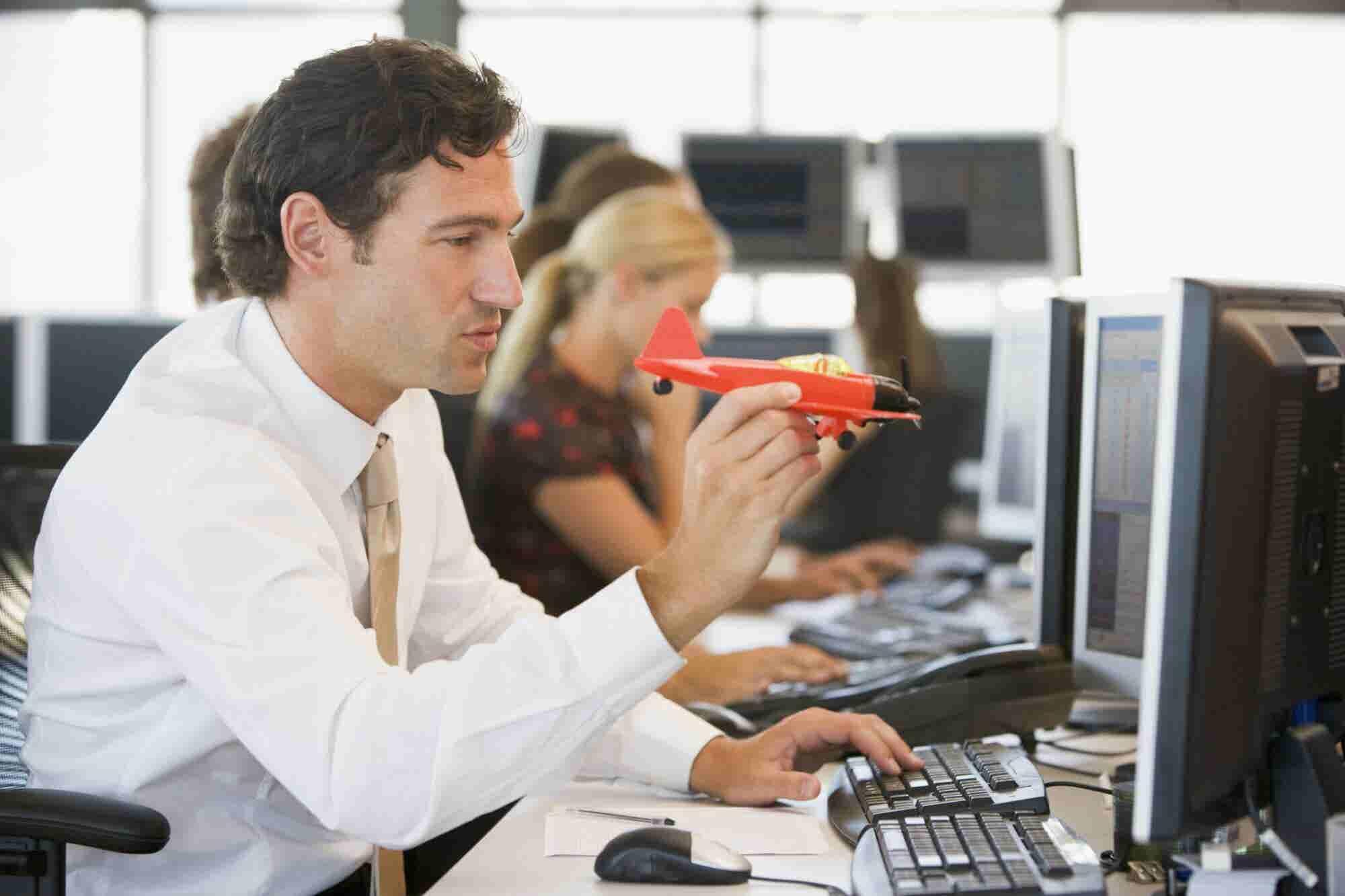 Los 8 distractores que más afectan tu productividad