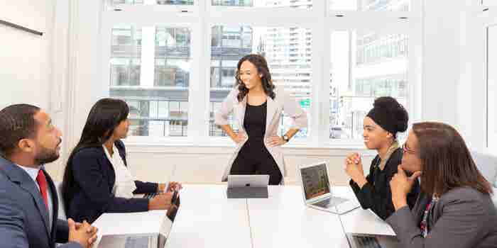 How New Managers Can Lead Without Disrupting Productivity
