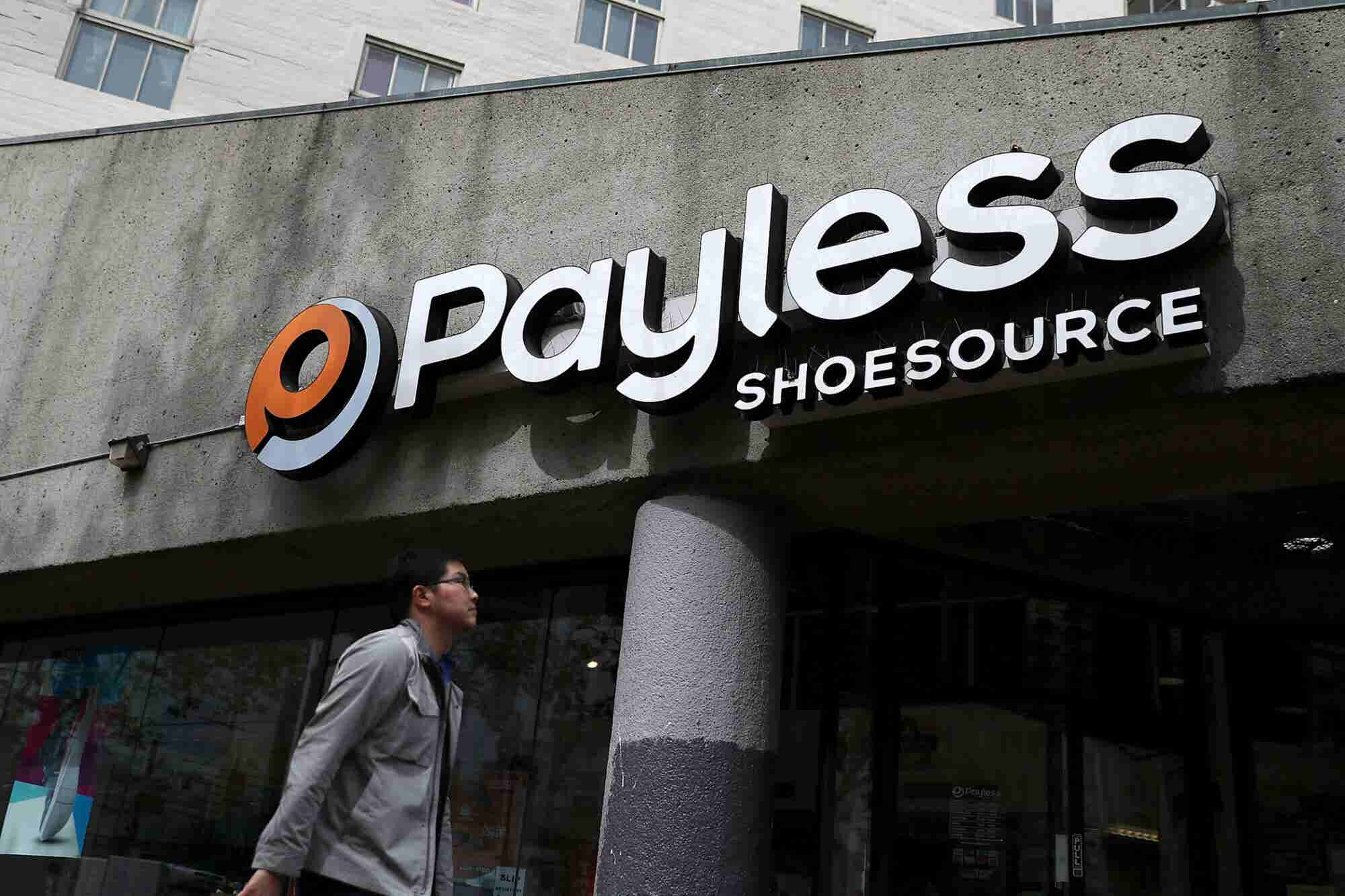 What Brick-and-Mortar Retailers Can Learn From Payless's Departure