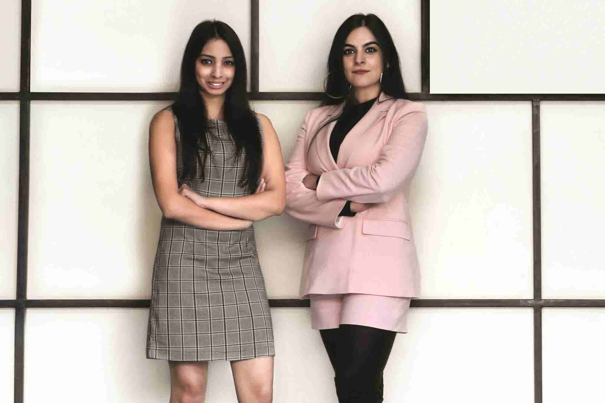 Know What Led These Two Fashionistas Make it to The Entrepreneur India's 35under35 List