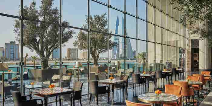 Four Seasons Bahrain Launches Plant-Based Menu By Chef Matthew Kenny And KBW Ventures