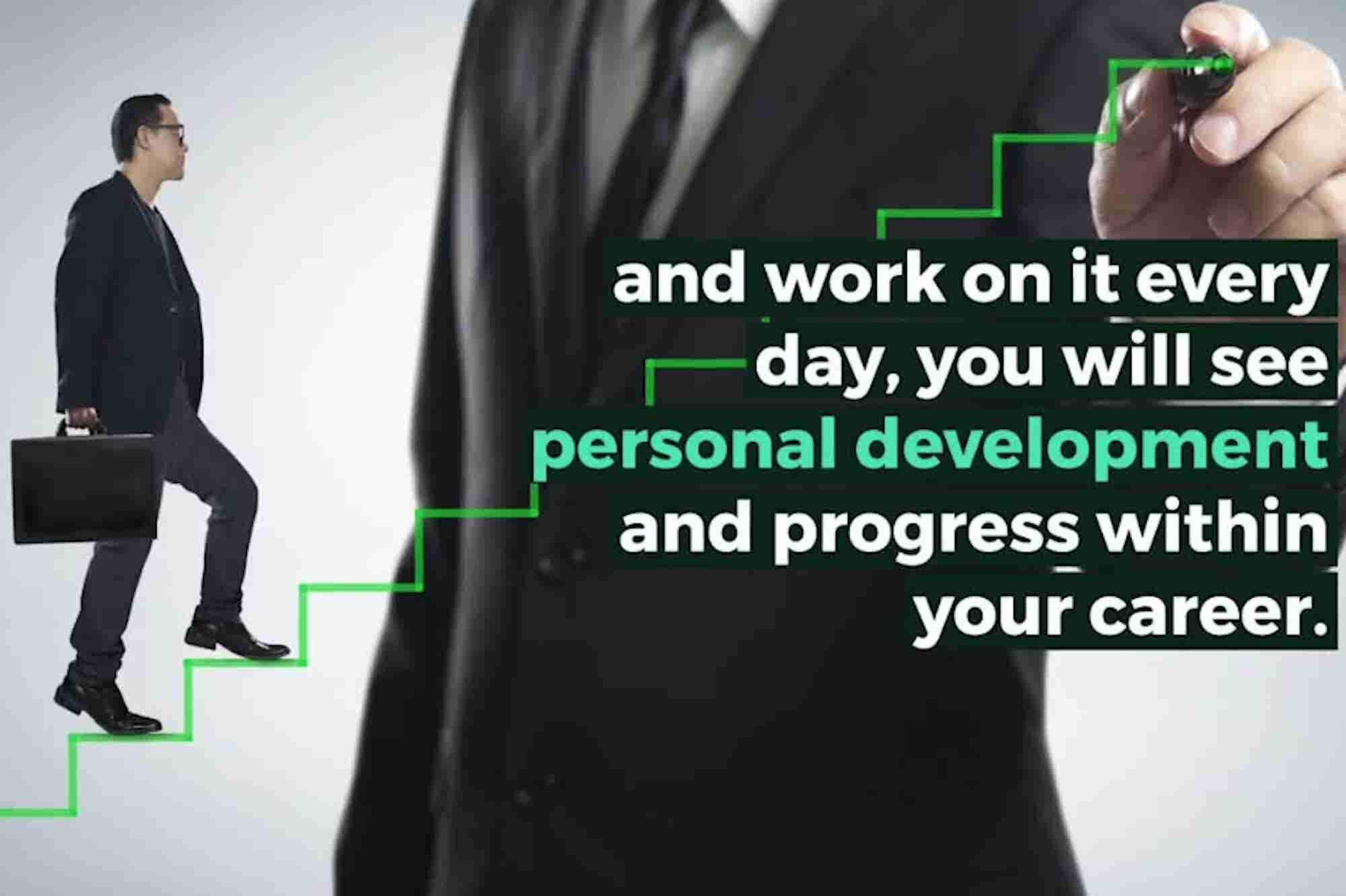 How to Create a Personal Development Plan and Achieve Your Goals