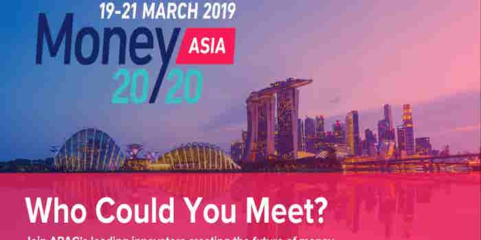 Who's Who of Finance Sector to Gather at Money20/20 Asia Event