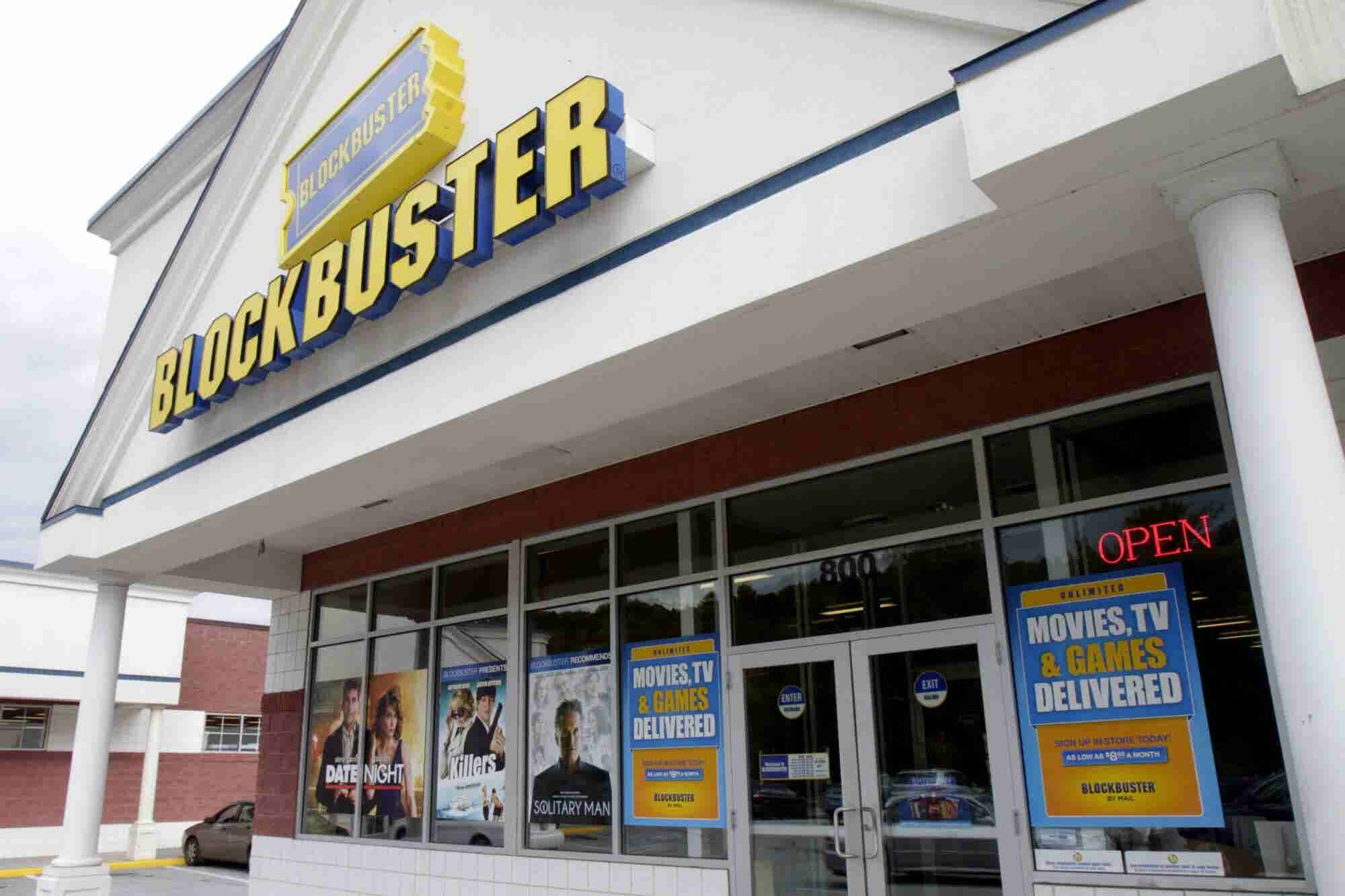 There Are Only Two Blockbusters Left in the World, and One Is Closing