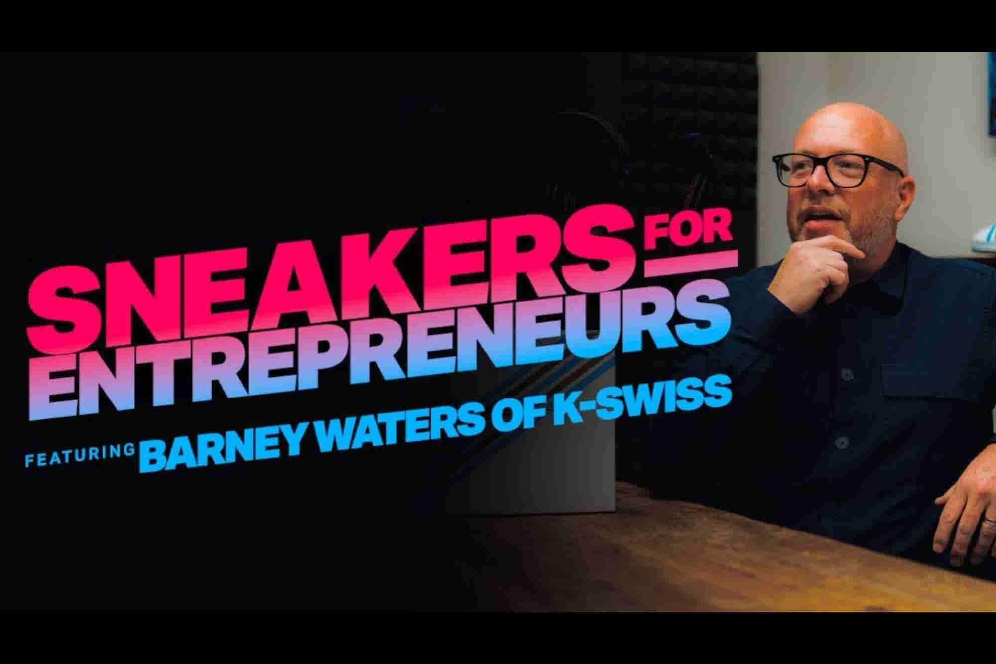 Sneakers for Entrepreneurs: How K-Swiss Rebranded Around the...