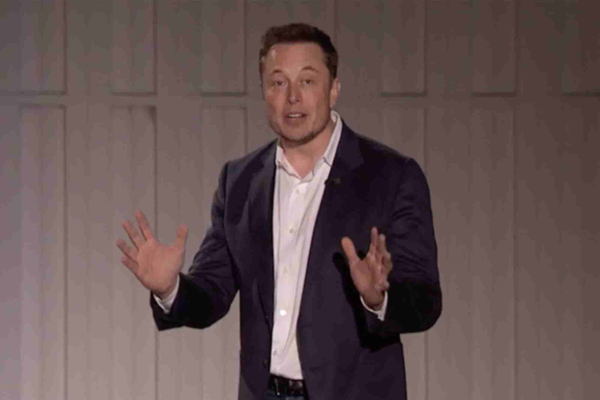 Elon Musk's Pentagon Security Clearance Is Under Review Over Marijuana Use