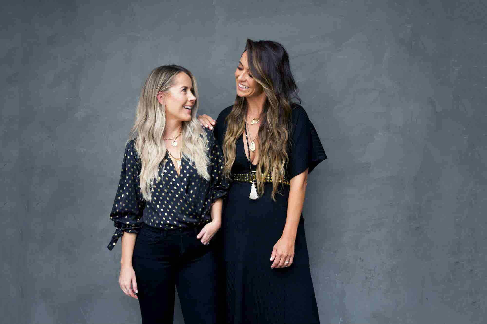When Their Investor Bailed, These Female Founders Launched Their Company Anyway