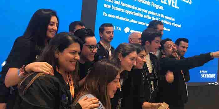 Los cinco mexicanos menores de 30 años que vencieron a 40 startups de todo el mundo y ahora van por 9.5 millones de pesos