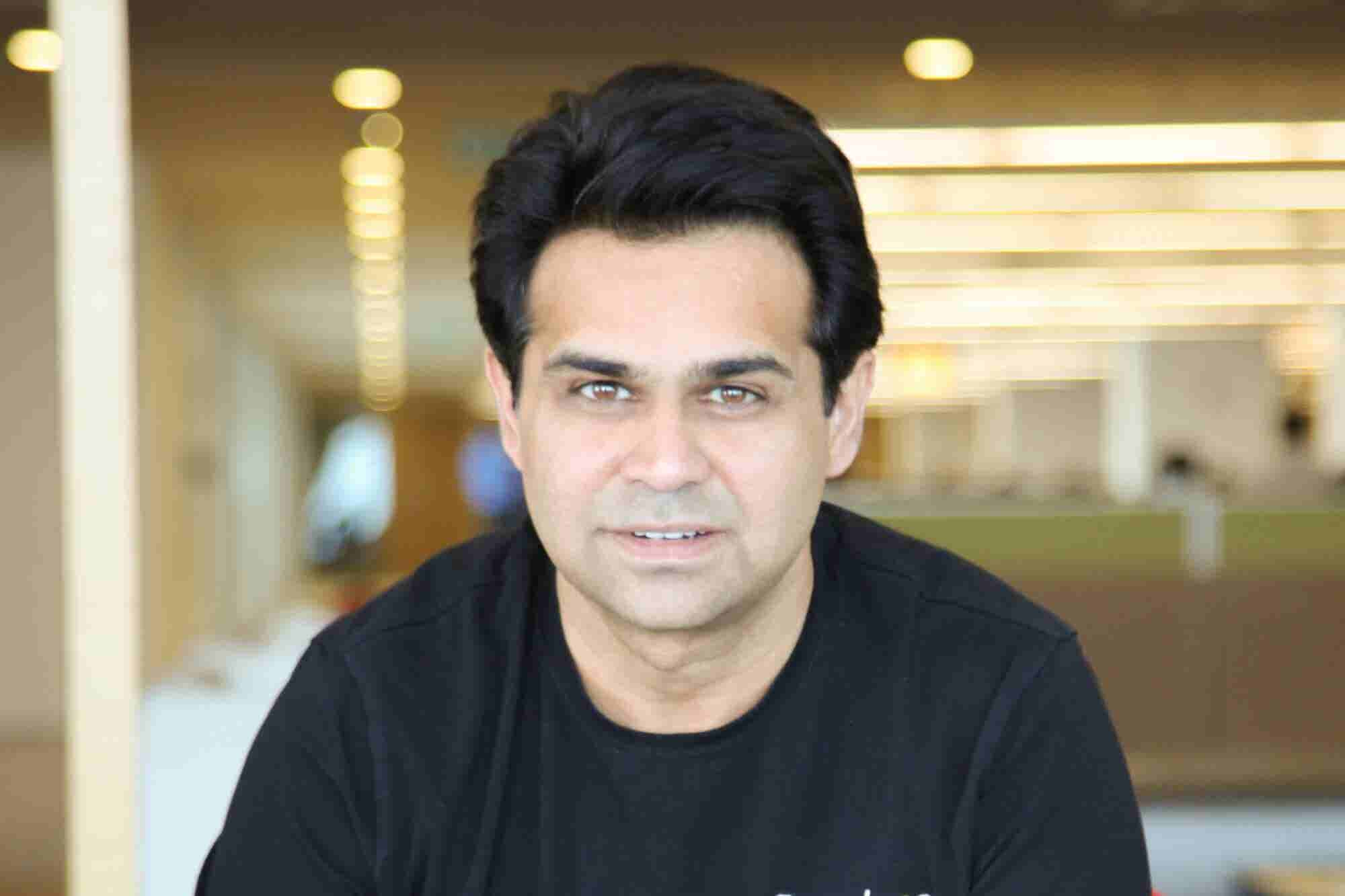 New York-based Techpreneur Shares Why India May Lead the Digital Disruption
