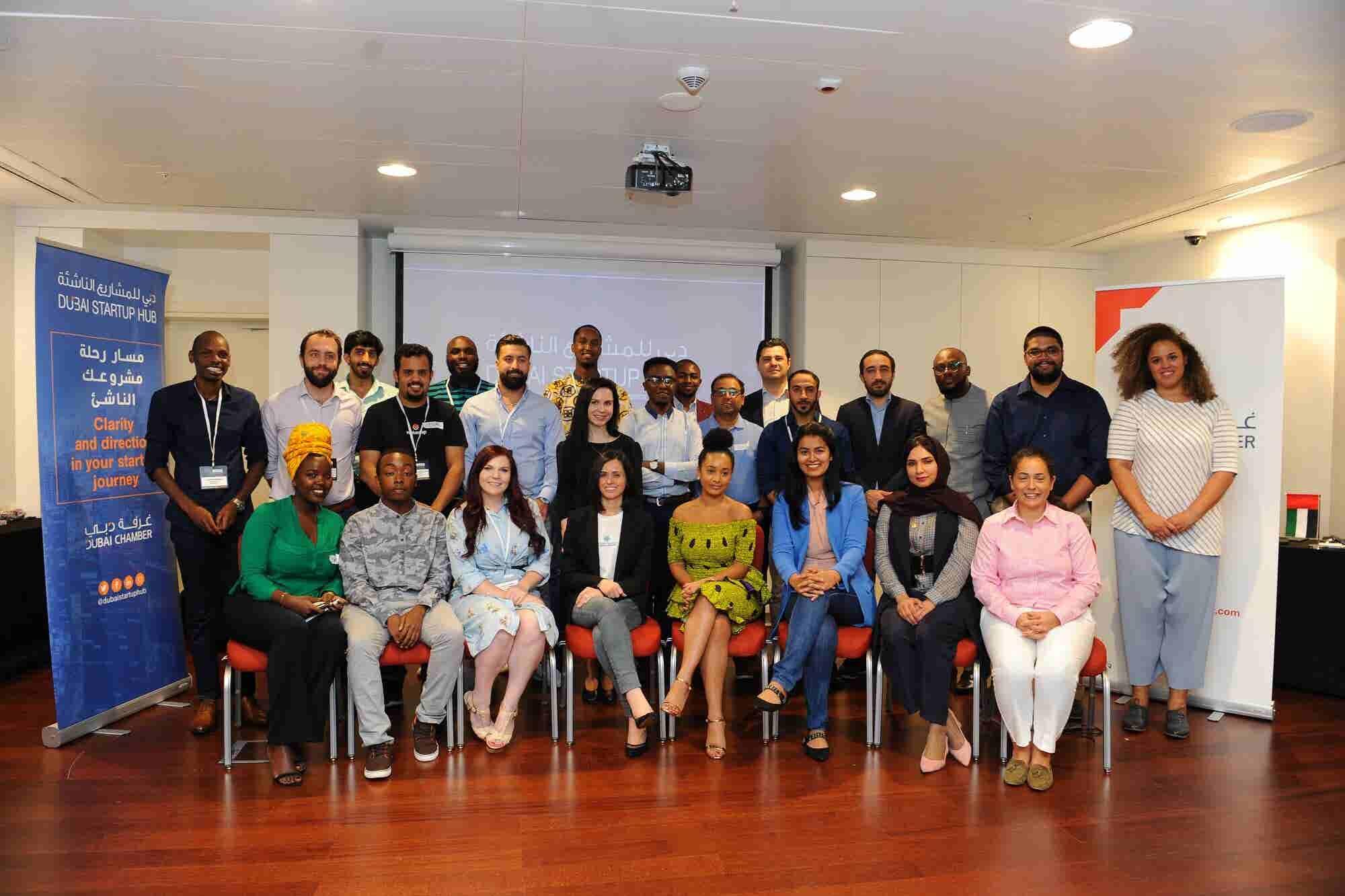 Dubai Chamber's Chamberthon In Rwanda Pairs Entrepreneurs From The UAE And Africa To Build A Cross-Border Mentorship Program