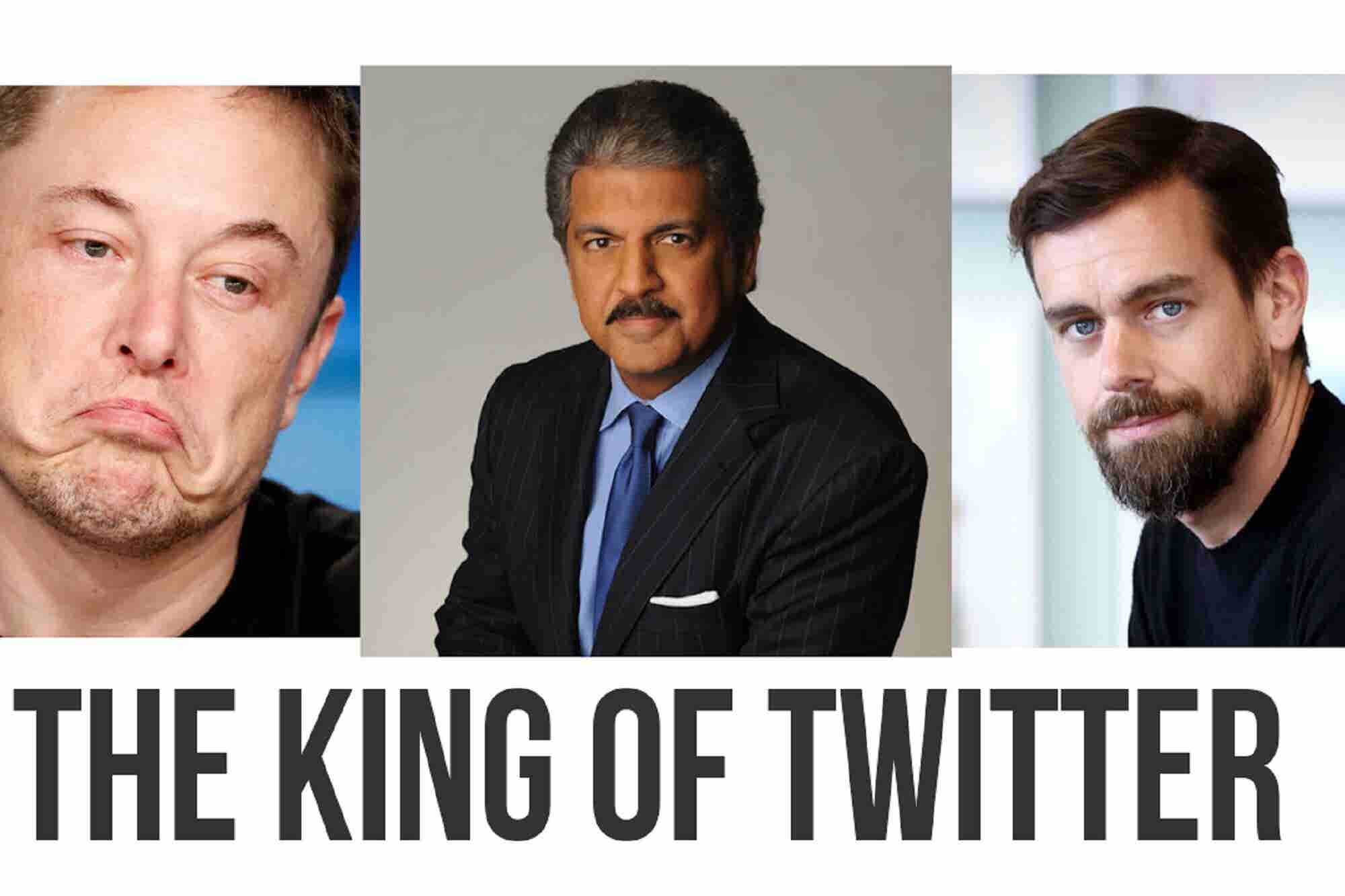 Monday Musings: Anand Mahindra is the King of Twitter & Byju's Pockets Another Cheque