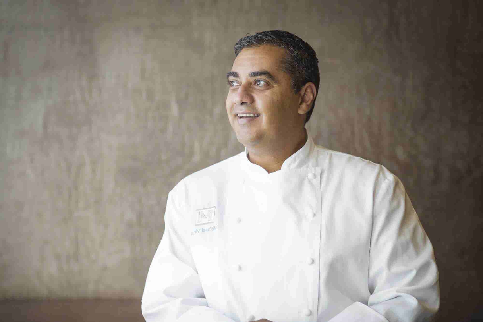 Chef Michael Mina's Formula On Setting His Enterprise Apart From Its Competitors