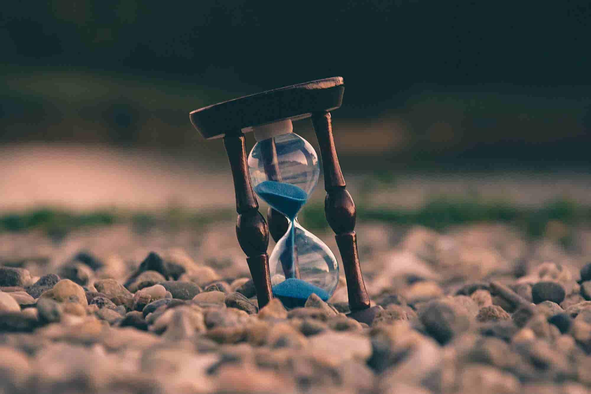 Sé honesto: ¿cuánto vale tu tiempo?