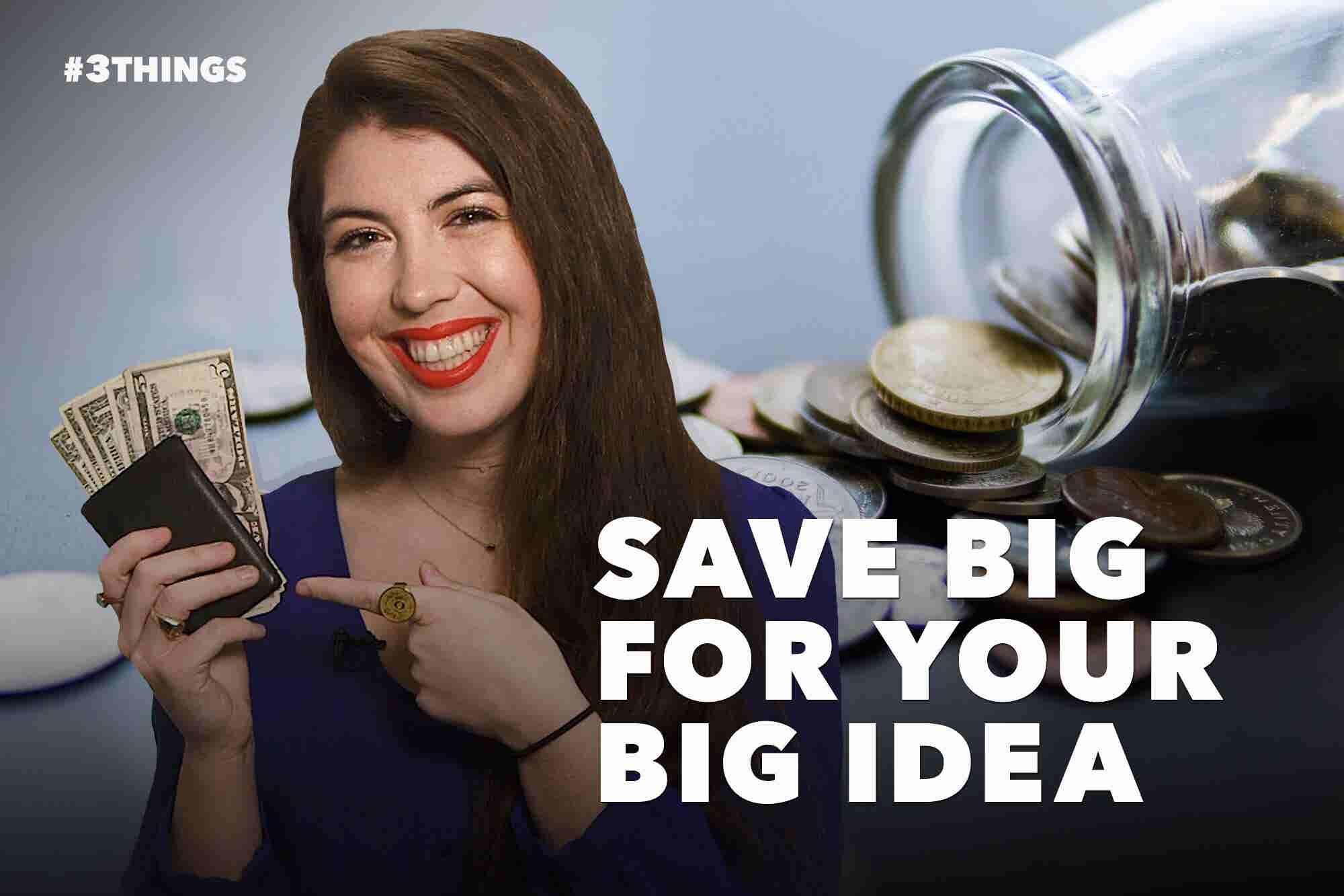 3 Savings Strategies for Entrepreneurs