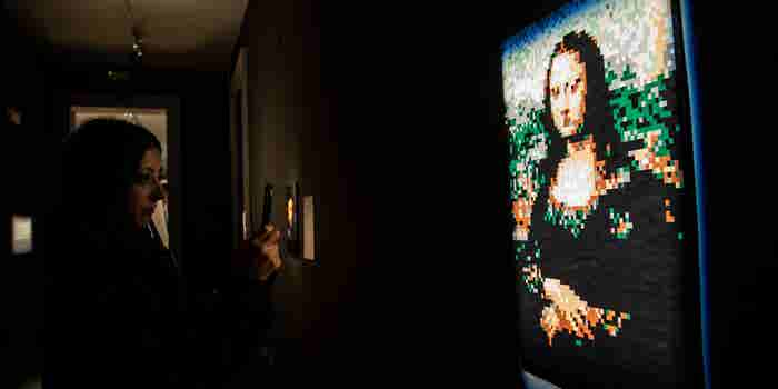 Mona Lisa Overdrive: Art Collides With Digital Technology