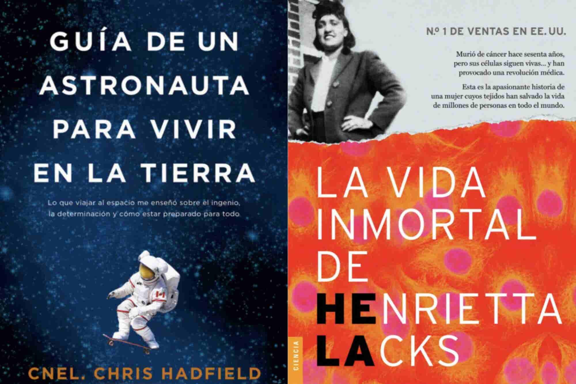 10 libros populares de ciencia que (aunque no lo creas) te inspirarán para emprender