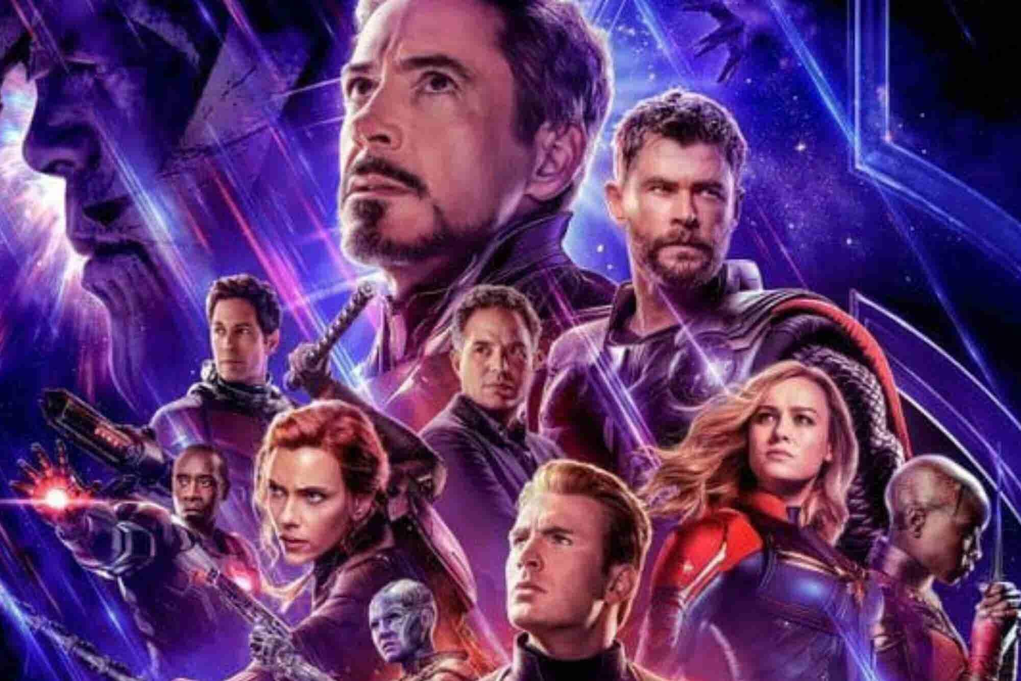 Los 18 tipos de colaboradores que necesitas para formar un equipo al estilo 'Avengers: Endgame'