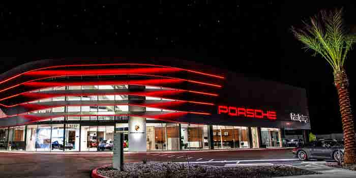 Porsche Is Giving Their Dealerships the 'Disneyland' Treatment, and It's a Great Lesson in Adapting to Consumer Trends
