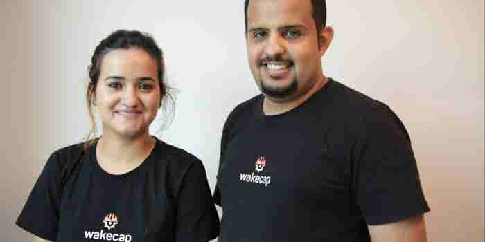 Better Together: Co-Founders Of Dubai-Based Startup WakeCap Hassan Albalawi And Ishita Sood Talk Partnership Pros