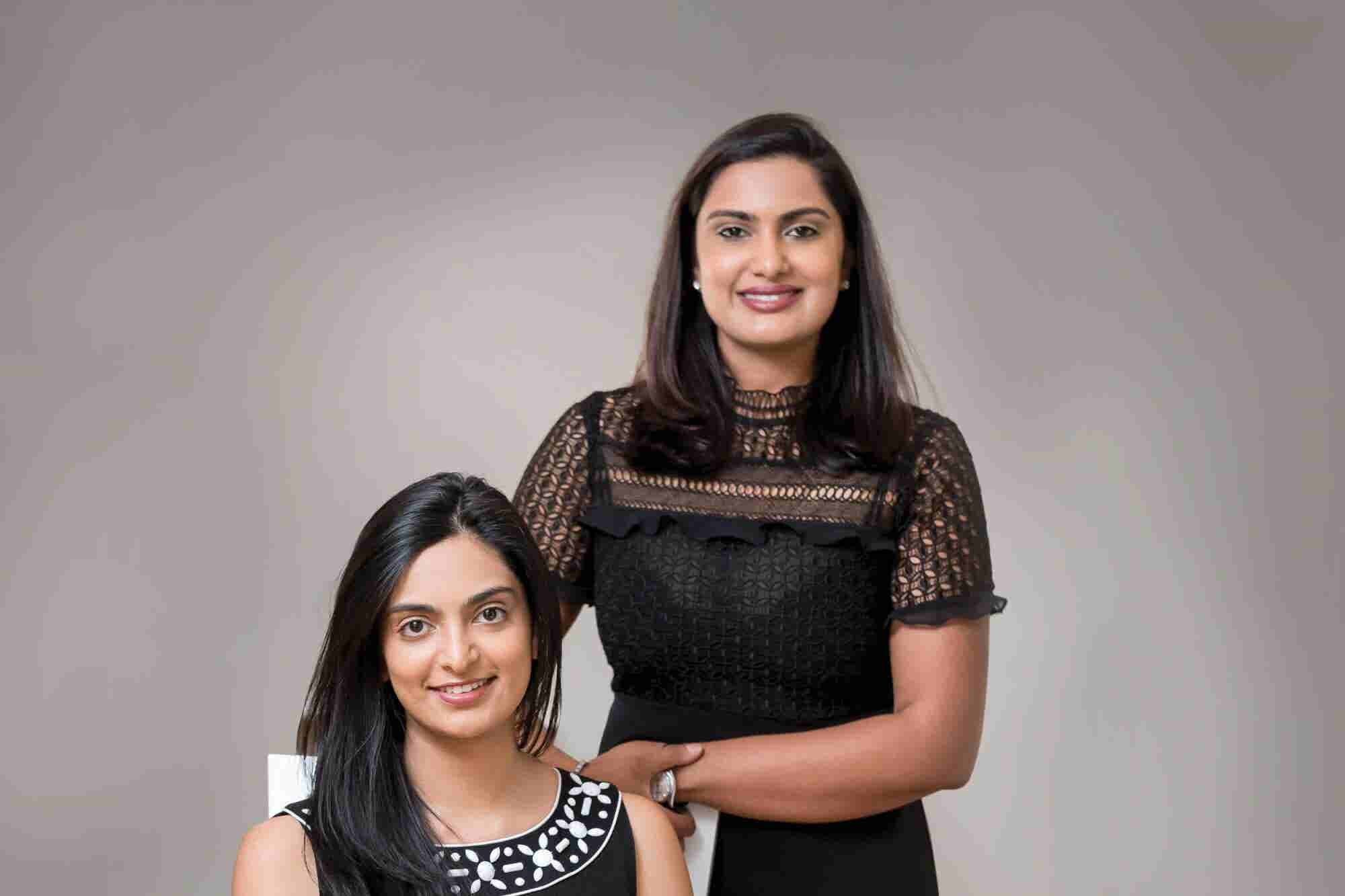 Nadia and Zahra Rawjee Are Helping Their Client's Access Funding - Here's How