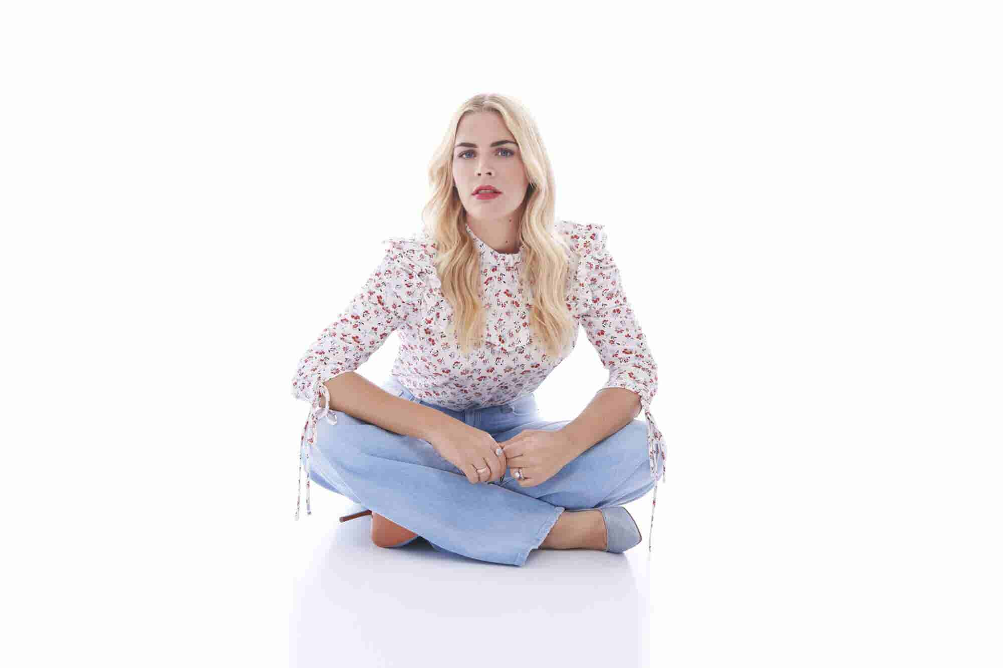 Busy Philipps Shares the Mindset That Pushed Her to Success