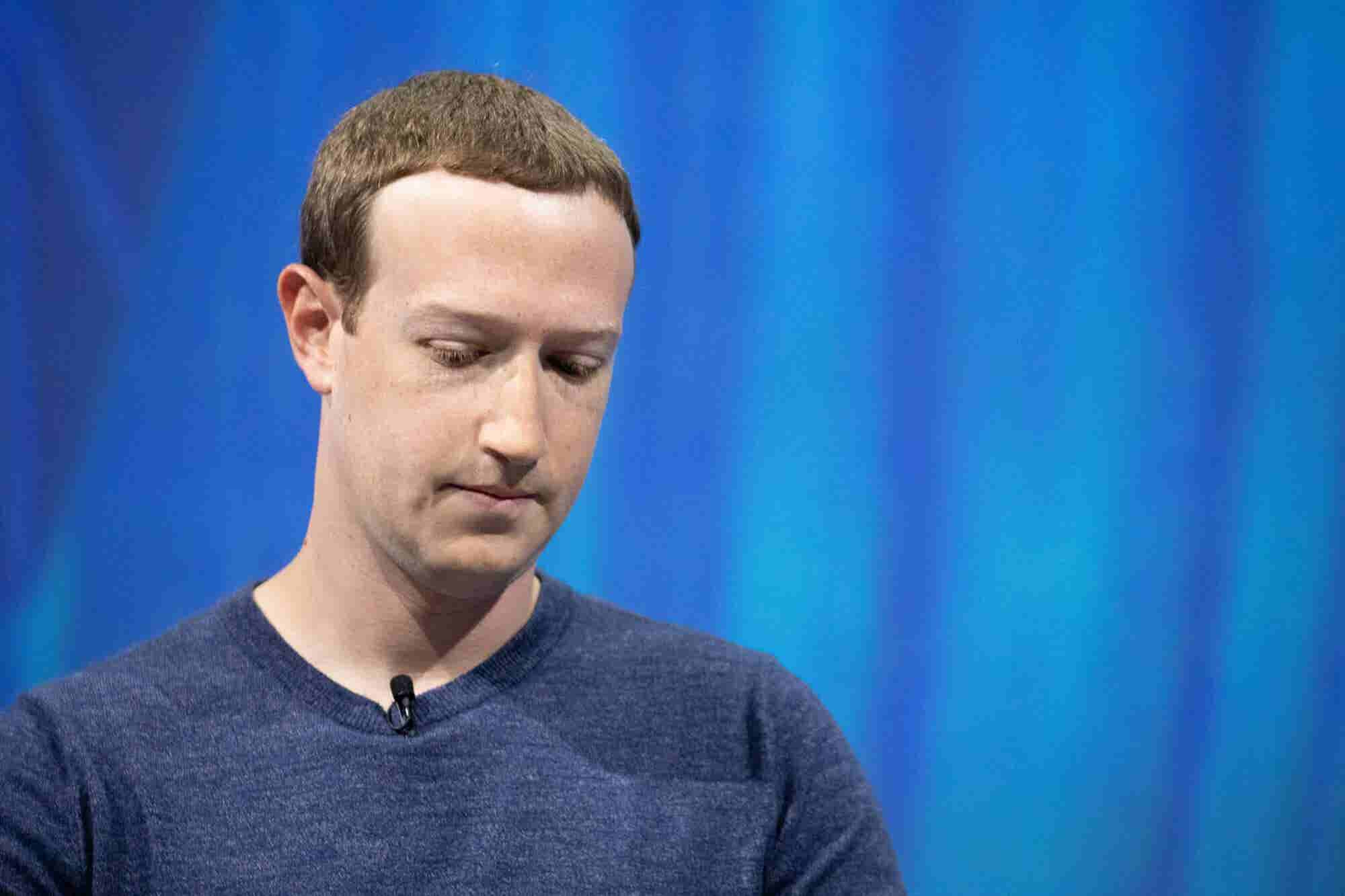 Facebook Had a Very Bad Week Last Week, and Things Did Not Improve Today
