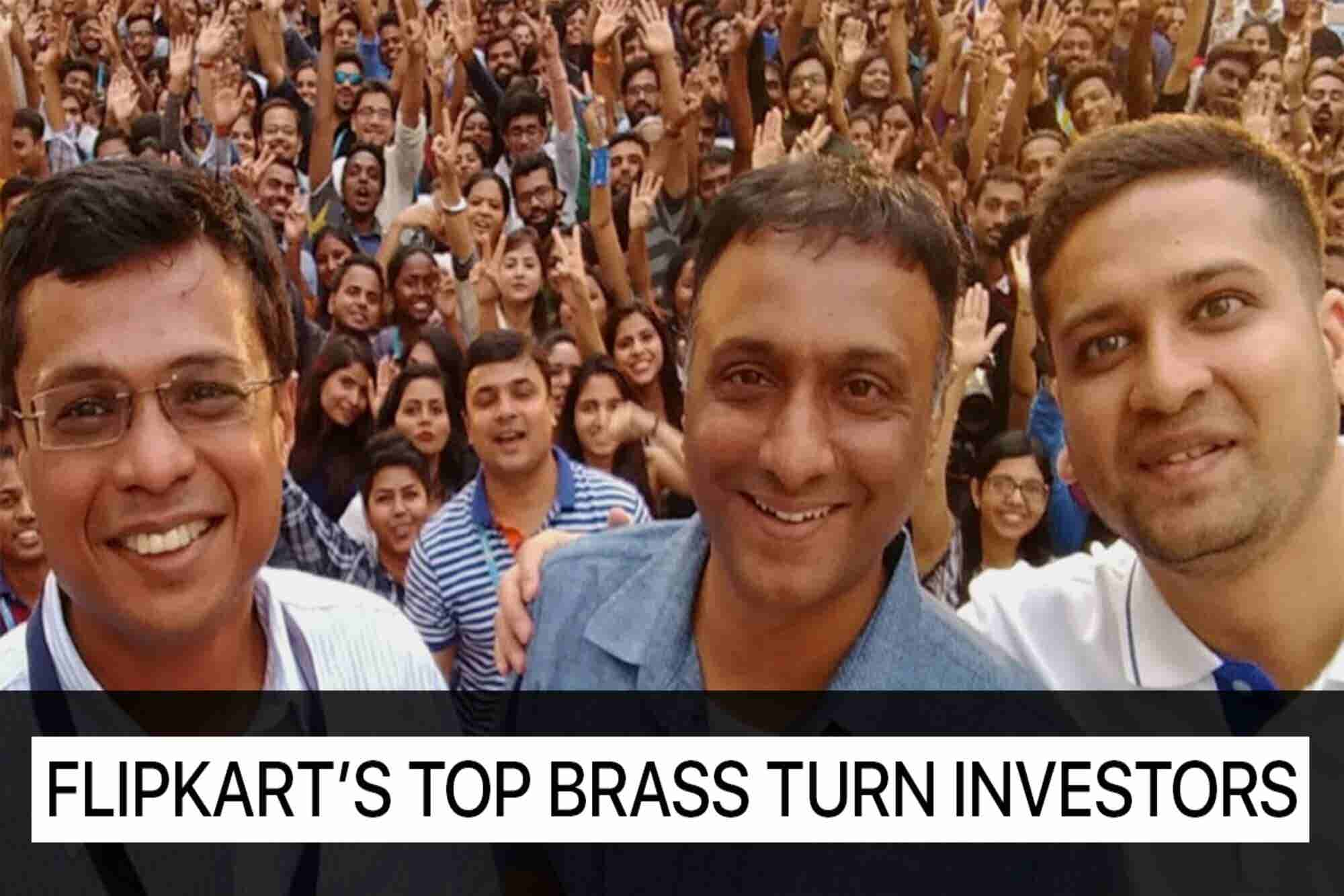Startup Saturday: Flipkart's Top Brass Enters the Investor Space & the Biggest Acquisition of Decade