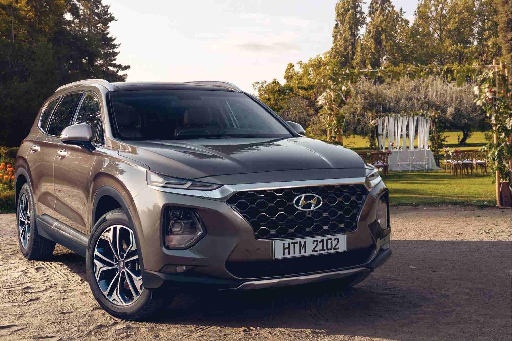 ახალი Hyundai Santa Fe - სრულყოფილი საოჯახო ავტომობილი