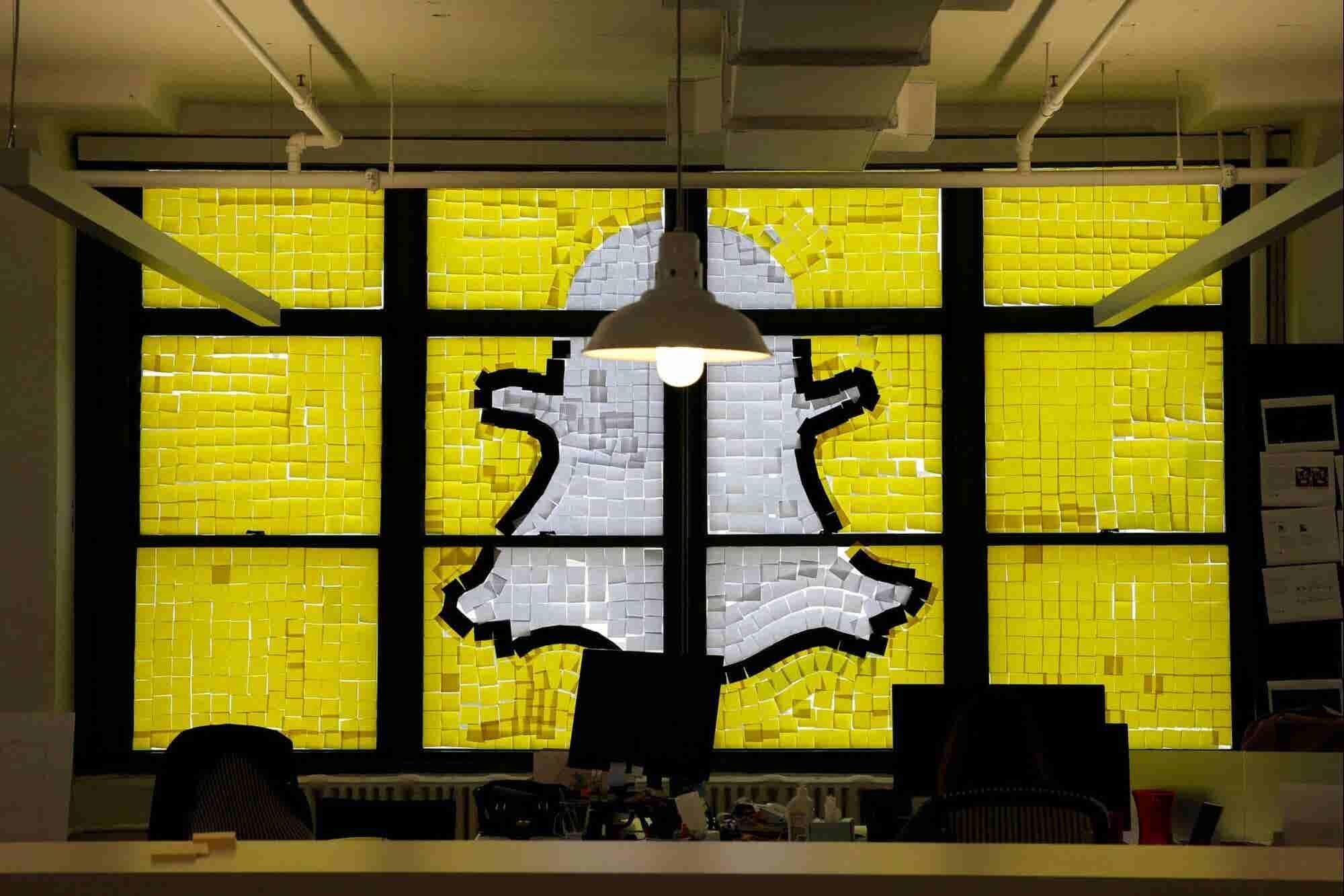 Snapchat podría lanzar su propio servicio de juego en abril