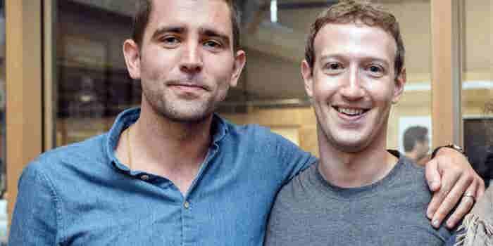 Facebook pierde Chris Cox, uno de los ingenieros más íntimos de Mark Zuckerberg