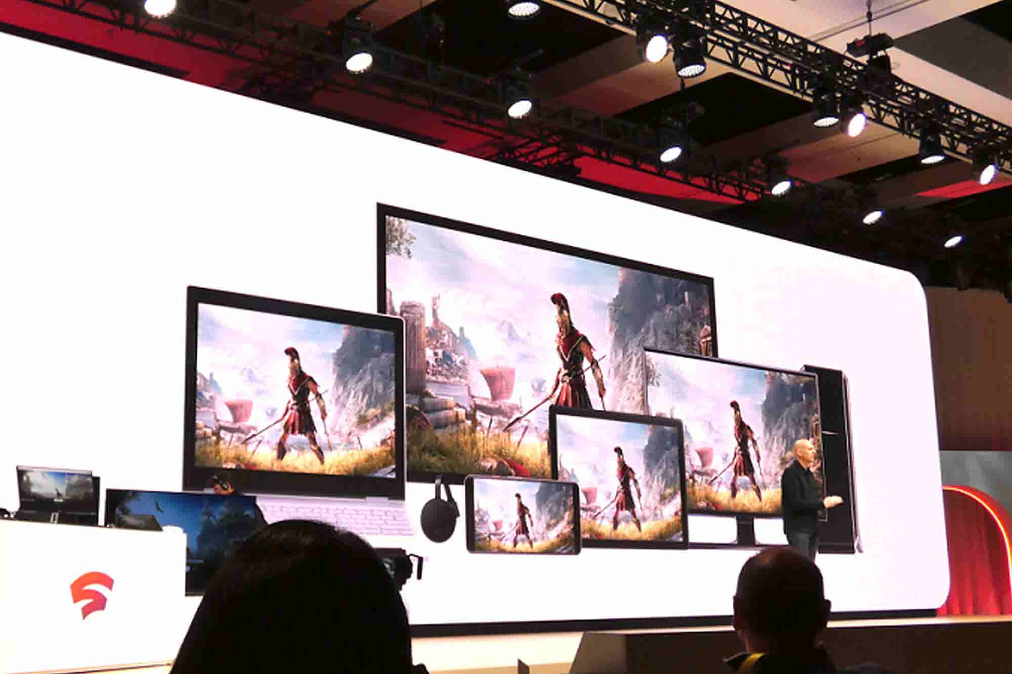 Stadia, Google's Cloud Gaming Service, Launches Later This Year
