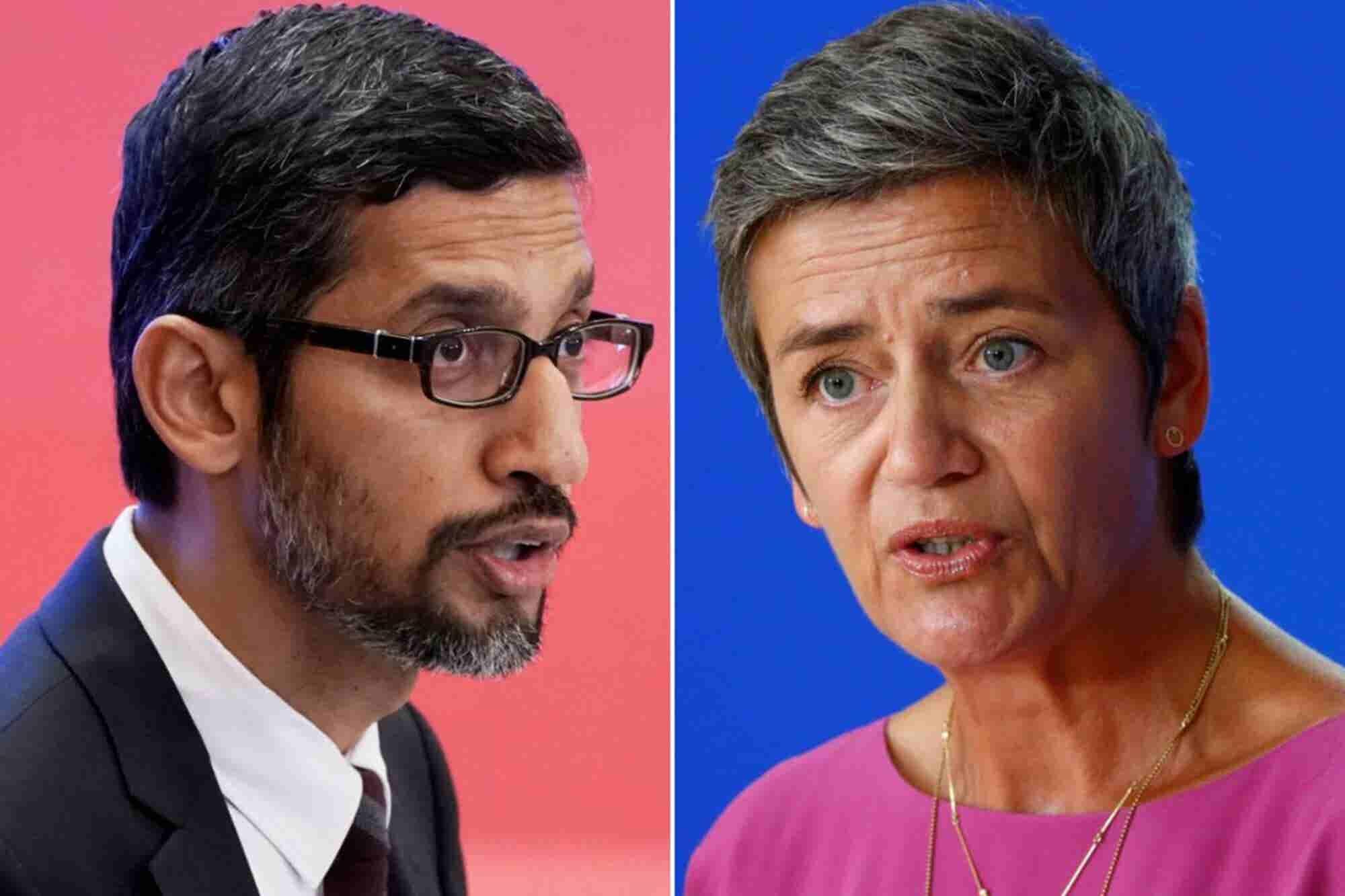 Google Fined $1.7 Billion Over a 3rd Breach of EU Antitrust Rules in 3 Years