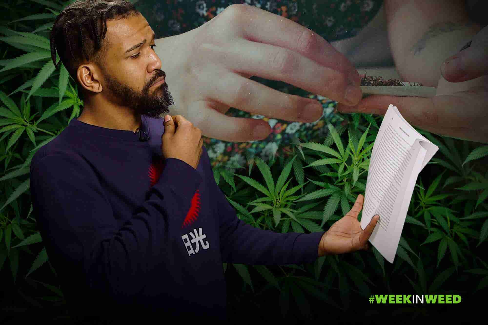 "This Week in Weed: How To Get High The ""Proper"" Way"