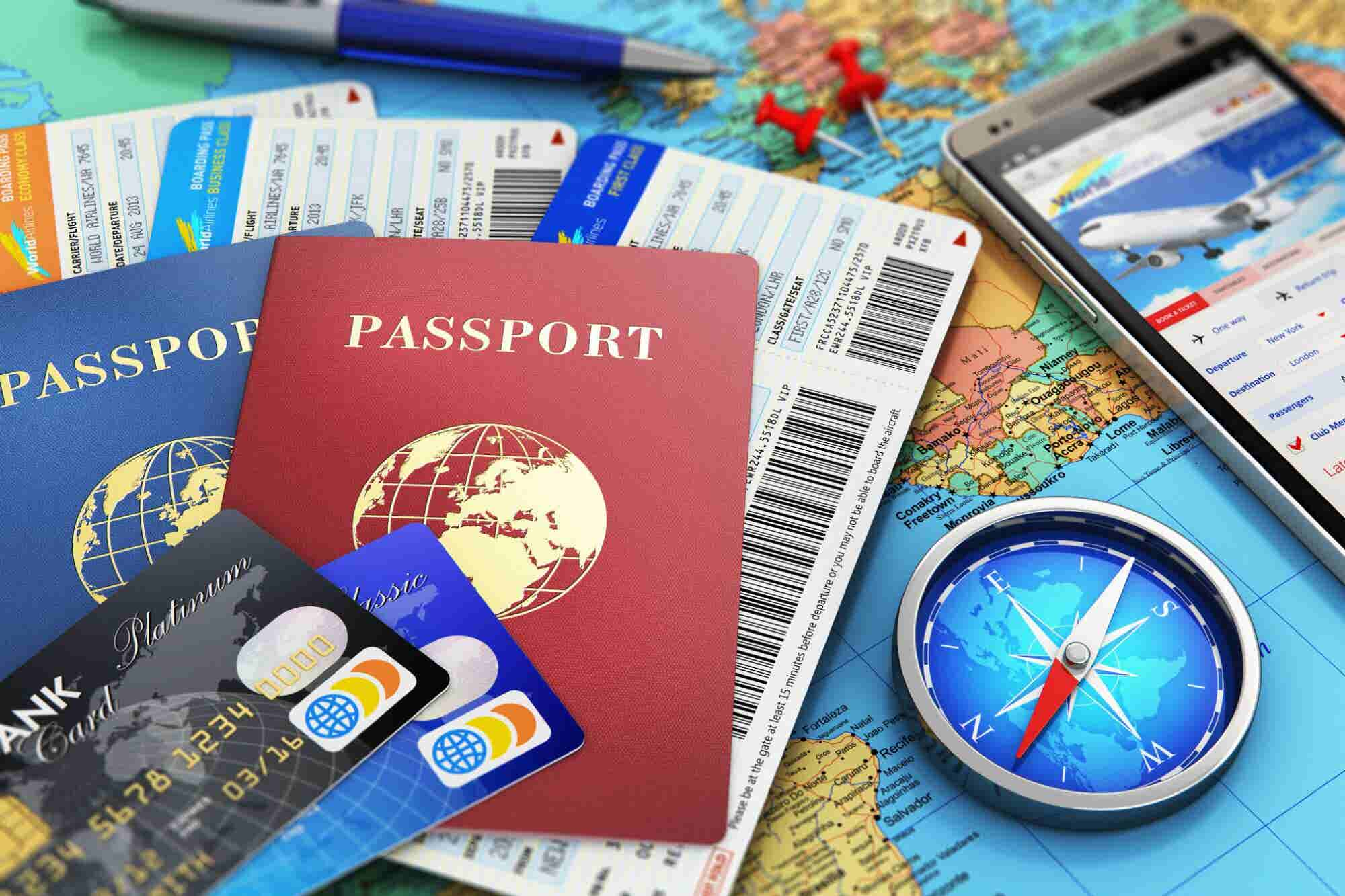 Cómo llevar dinero en un viaje al extranjero