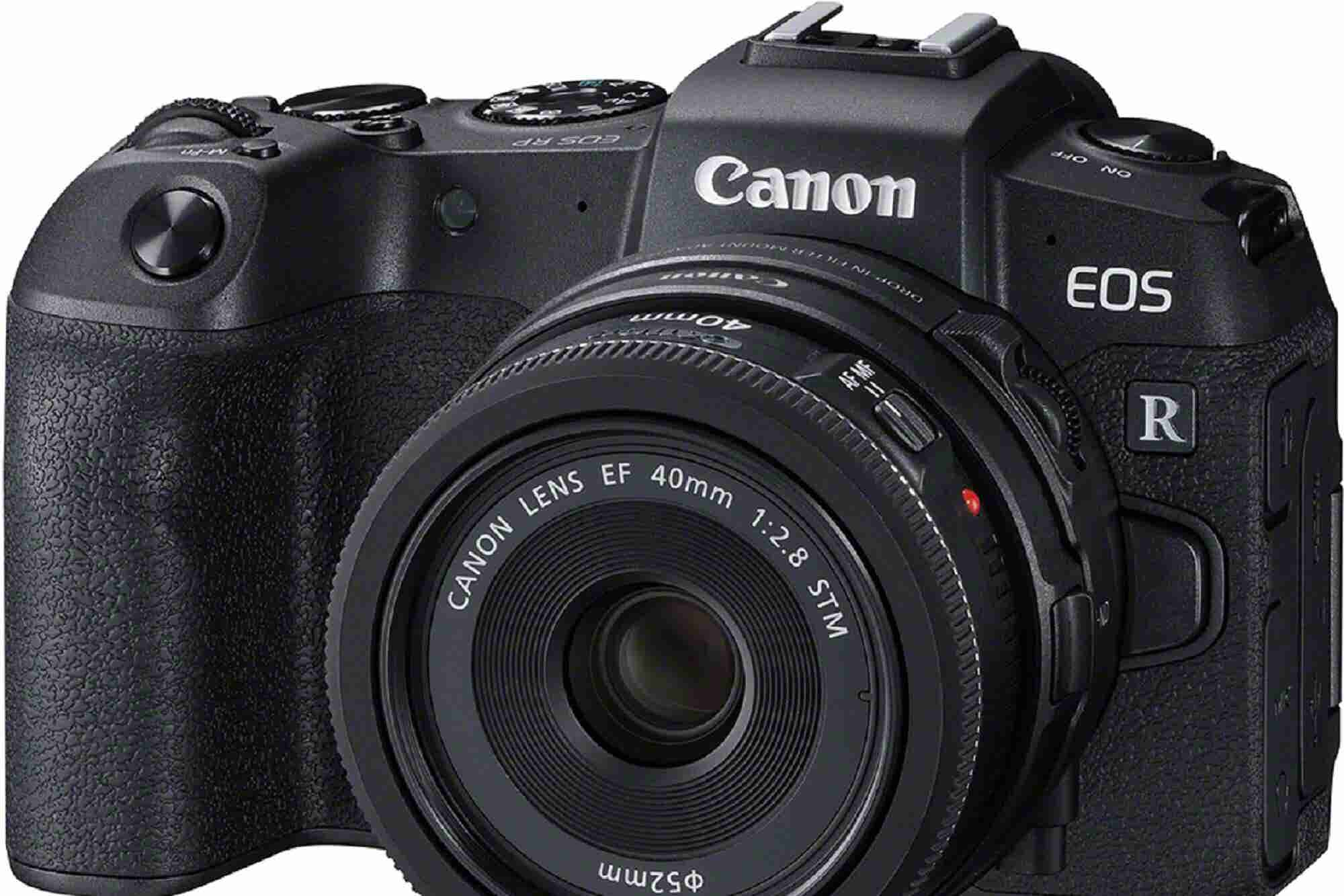 Capture The Beautiful: Canon EOS RP