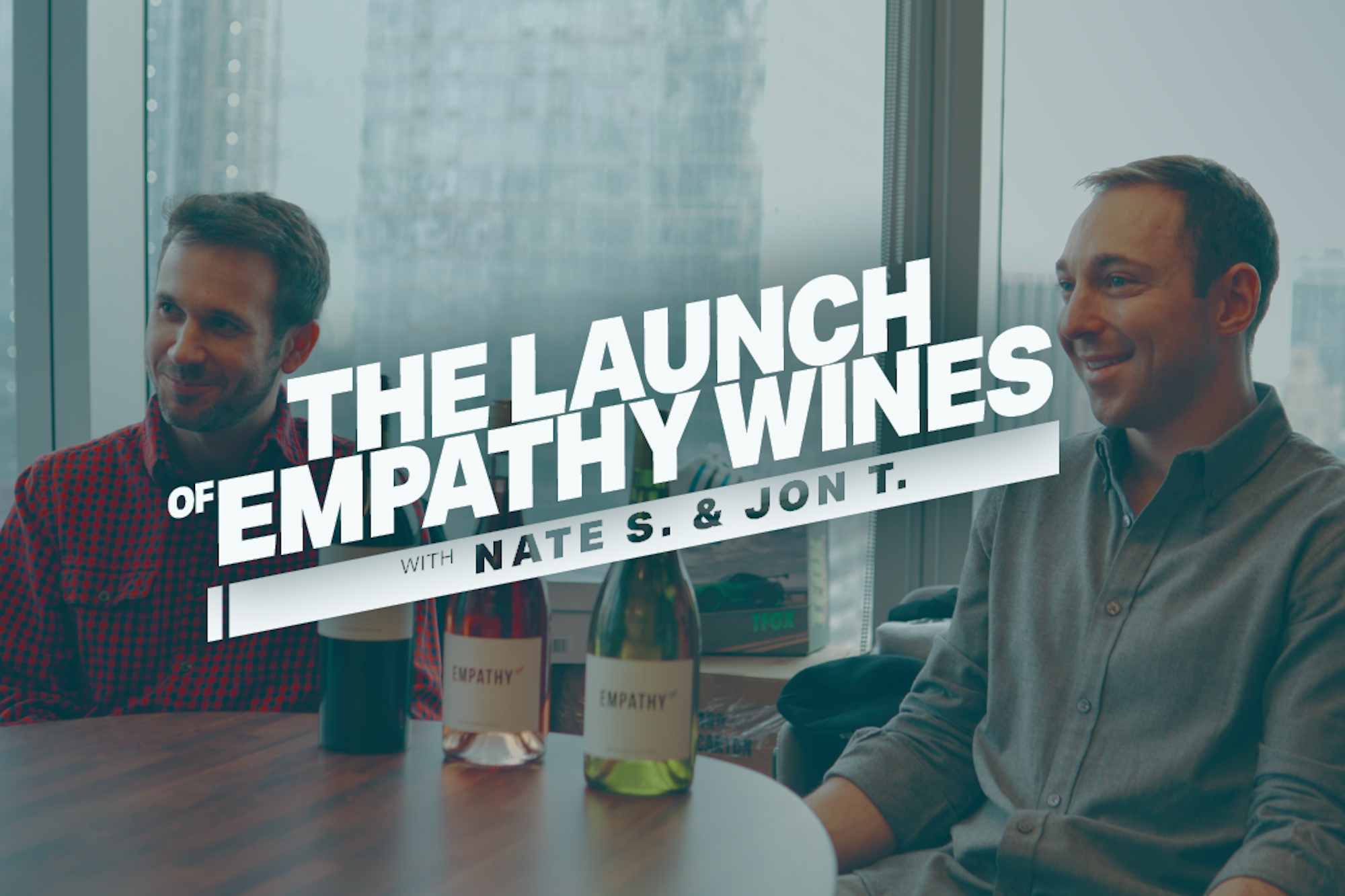 entrepreneur.com - Carlos Gil - The Story Behind the Launch of Gary Vaynerchuk's Empathy Wines