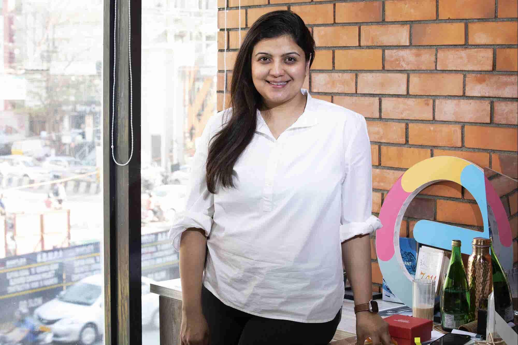 Inventing Tailor-made Courses got this Edupreneur into Entrepreneur India's Shepreneurs Class of 2019