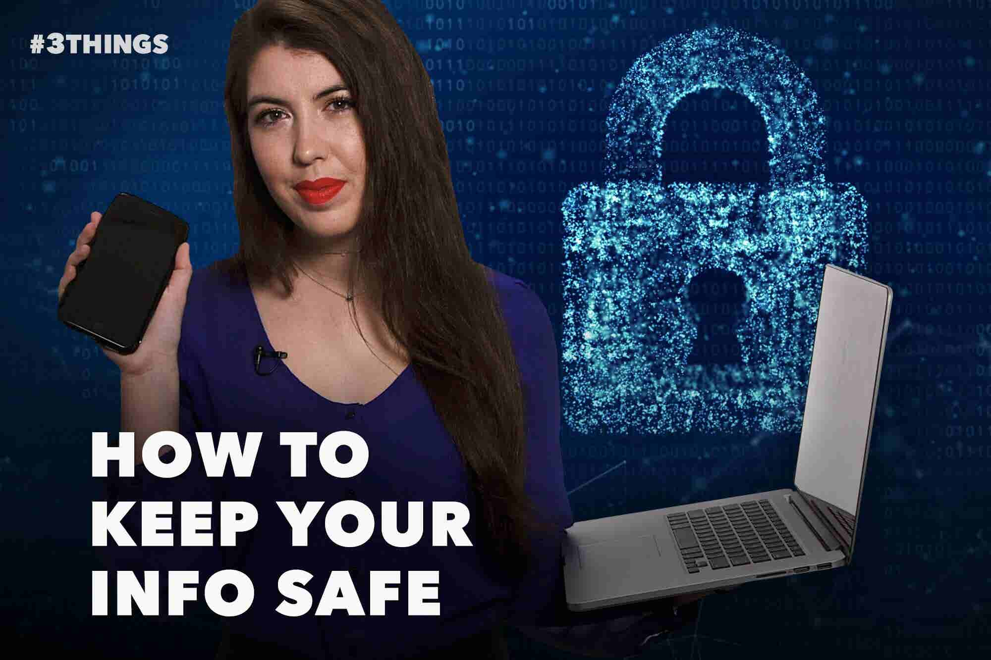 3 Cybersecurity Tips for Entrepreneurs